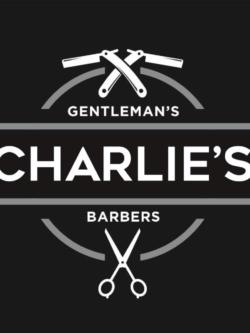 Charlie's Barbers Logo